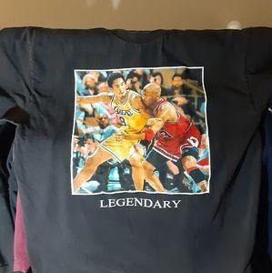 VTG Kobe Bryant VS MJ